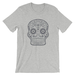 Sugar Skull T-Shirt– Shop for Sugar Skull Unisex T-Shirts Online – Desseni