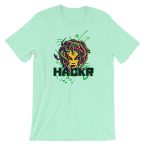 Medusa Hackr T-Shirt– Shop for Medusa Hackr Unisex T-Shirts Online – Desseni