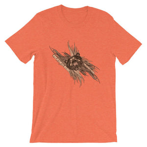 Willderness Inside Orange T-Shirt– Shop for Willderness Inside Unisex T-Shirts Online – Desseni