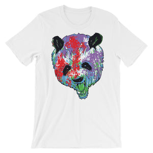 Panda T-Shirt– Shop for Panda Unisex T-Shirts Online – Desseni