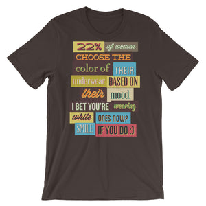 cool message T-Shirt– Shop for cool message Unisex T-Shirts Online – Desseni