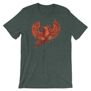 phoenix T-Shirt– Shop for phoenix Unisex T-Shirts Online – Desseni