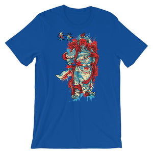 Old Asian Warrior T-Shirt– Shop for Old Asian Warrior Unisex T-Shirts Online – Desseni