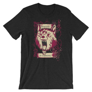 Winter Is Coming T-Shirt– Shop for Winter Is Coming Unisex T-Shirts Online – Desseni