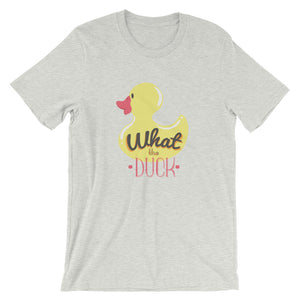 What the Duck T-Shirt– Shop for What the Duck Unisex T-Shirts Online – Desseni
