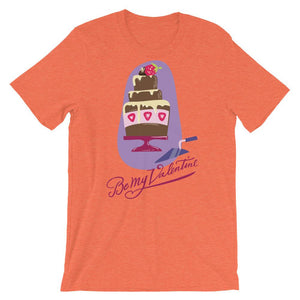 Strawberry Cake T-Shirt– Shop for Strawberry Cake Unisex T-Shirts Online – Desseni