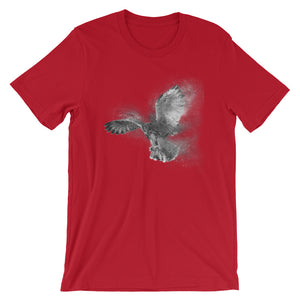 Owl T-Shirt– Shop for Owl Unisex T-Shirts Online – Desseni