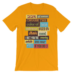 Cool Message Unisex T-Shirt
