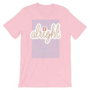 Alright T-Shirt– Shop for Alright Unisex T-Shirts Online – Desseni