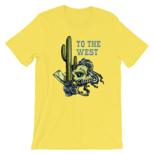 To The West Unisex T-Shirt