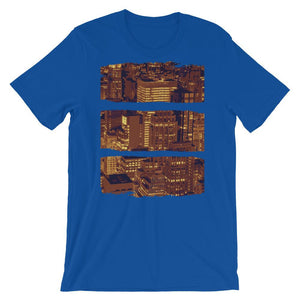 Lights of City at Night T-Shirt– Shop for Lights of City at Night Unisex T-Shirts Online – Desseni