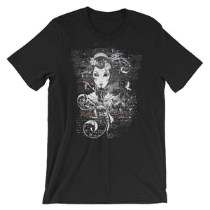 Peaceful Women Unisex T-Shirt - desseni