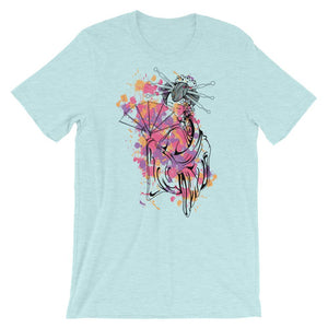 Geisha T-Shirt– Shop for Geisha Unisex T-Shirts Online – Desseni