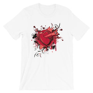 Please Don't Hurt My Heart T-Shirt– Shop for Please Don't Hurt My Heart Unisex T-Shirts Online – Desseni