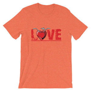 Love T-Shirt– Shop for Love Unisex T-Shirts Online – Desseni
