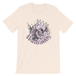 Rosas With Skull T-Shirt– Shop for Rosas With Skull Unisex T-Shirts Online – Desseni