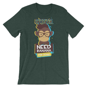 Need Banana T-Shirt– Shop for Need Banana Unisex T-Shirts Online – Desseni