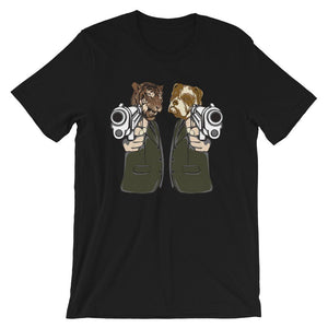 Dangerous Couples T-Shirt– Shop for Dangerous Couples Unisex T-Shirts Online – Desseni