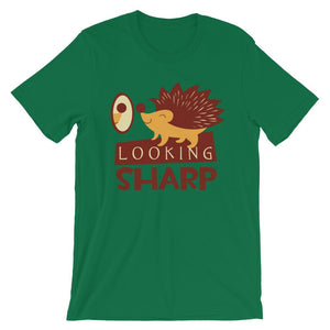 Looking Sharp Unisex T-Shirt - desseni