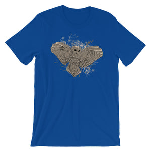 Grey Owl T-Shirt– Shop for Grey Owl Unisex T-Shirts Online – Desseni
