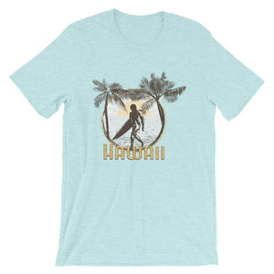 Hawaii Unisex T-Shirt - desseni