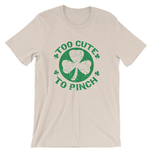 Too Cute To Pinch T-Shirt– Shop for Too Cute To Pinch Unisex T-Shirts Online – Desseni