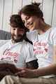 Crazy For You Short-Sleeve Unisex T-Shirt