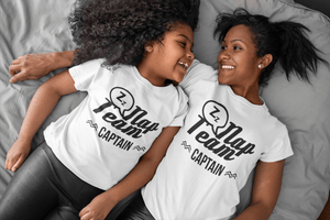 Nap Team Captain T-Shirt– Shop for Nap Team Captain Unisex T-Shirts Online – Desseni