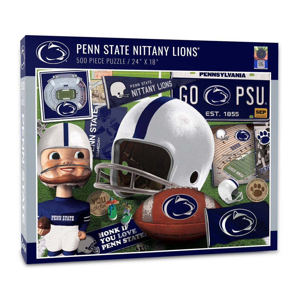 Penn State Nittany Lions - 500 Pieces