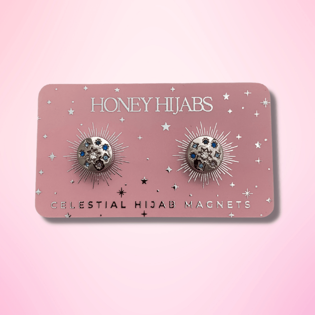 Celestial Hijab Magnets