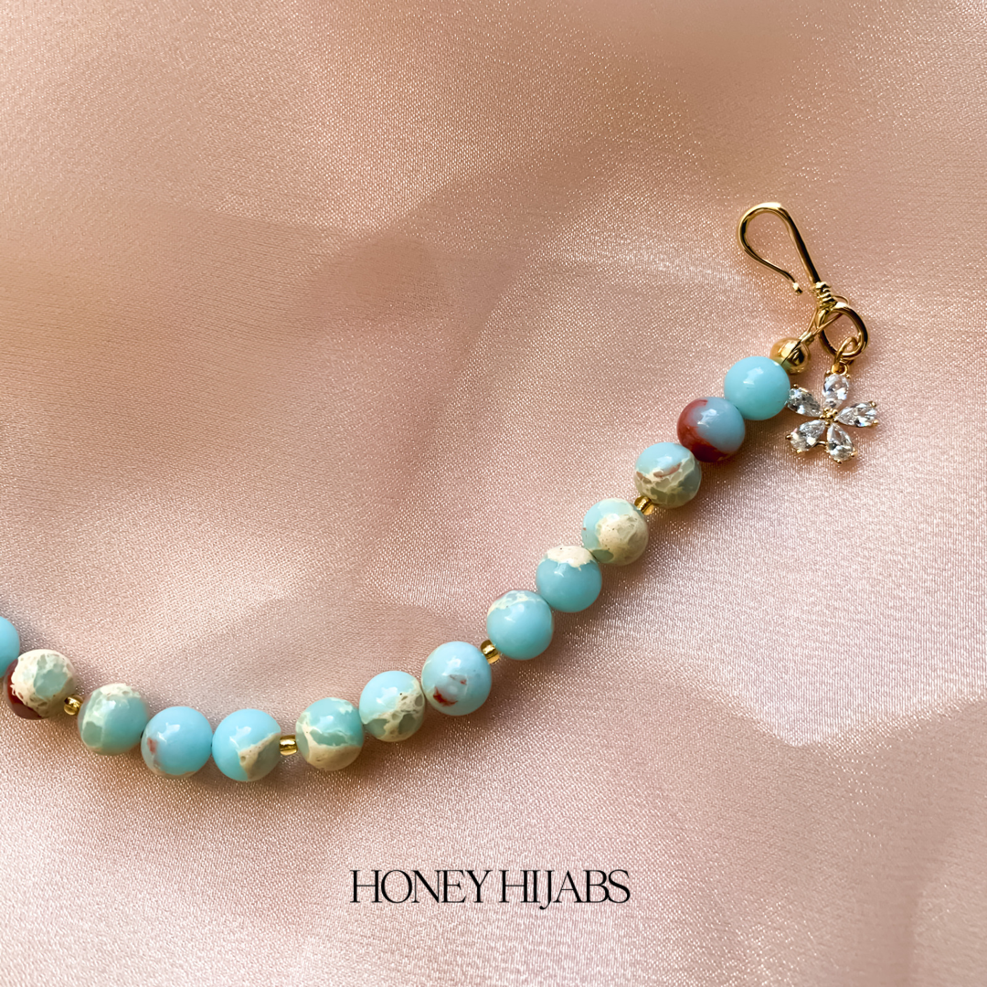 Vibrant Ear Savers - Honey Hijabs