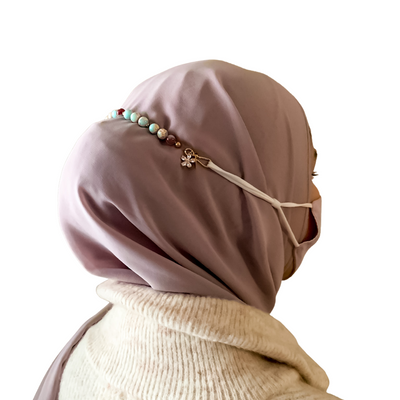 Fiji Waterfall  Ear Savers - Honey Hijabs