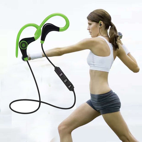 Sports Bluetooth  Wireless Earphone Fitness Equipment