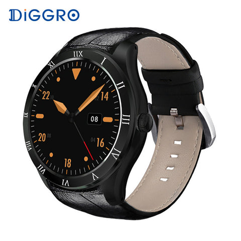 Diggro DI05 512MB+8GB Smart Watch MTK6580  Bluetooth  4.0