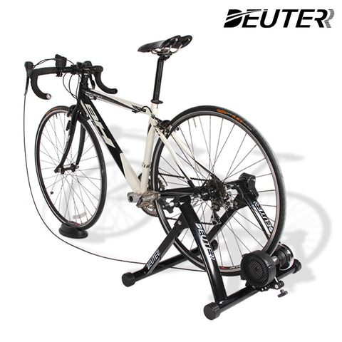 Indoor Exercise 6 Speed Magnetic Resistance Bicycle Trainer