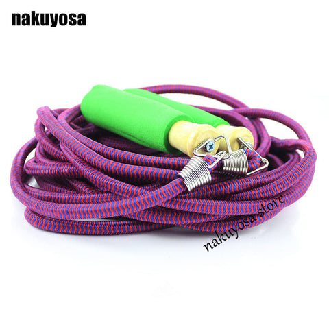 Jumping Rope Group Skip Rope Outdoor Sport