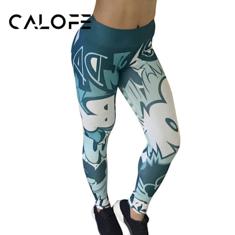 Elastic Athletic Yoga Pant Breathable Legging Yoga Pants Women High Waist Sport Women Fitness Running