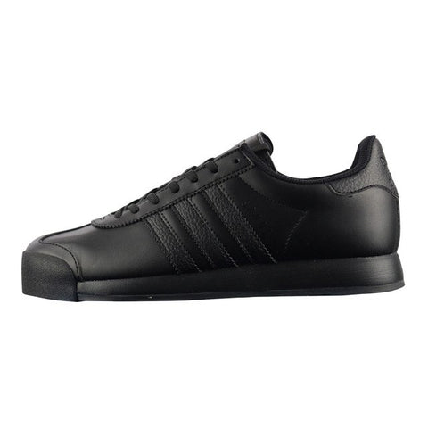 Adidas Originals Samoa Men's Walking Shoes, Black/White, Lightweight, Abrasion Resistant Breathable AQ7917  B27576