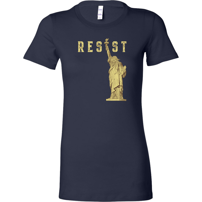 RESIST Womens Shirt