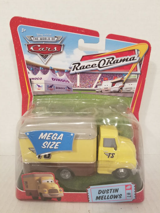 Disney Cars RaceORama #7 Dustin Mellows