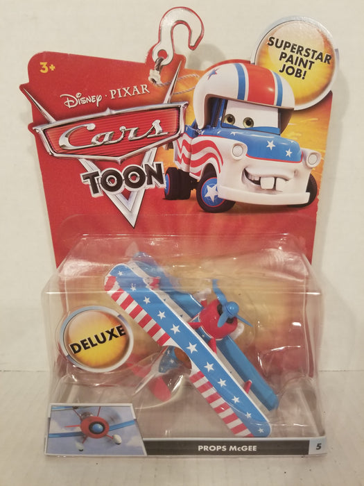 Disney Cars Toon #5 Props McGee