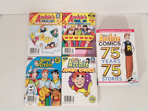 Lot of 5 Archie Books #3