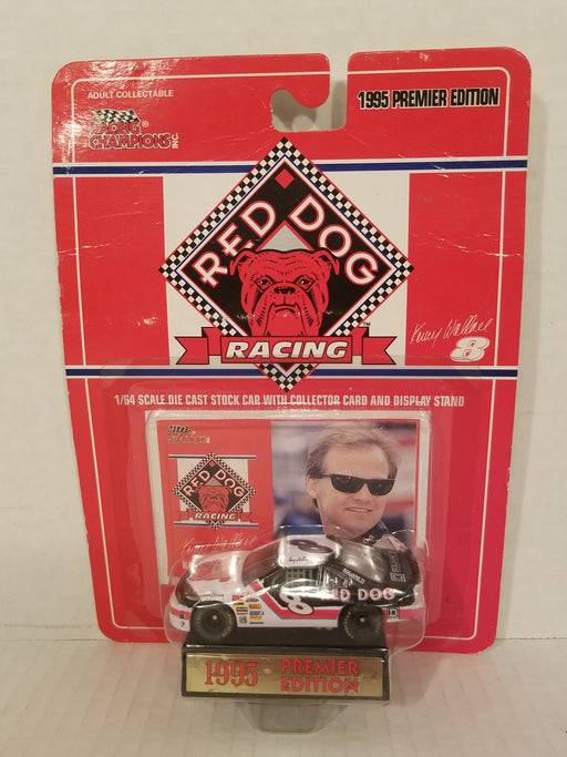 Red Dog Racing #8 Kenny Wallace 1995 Premier Edition