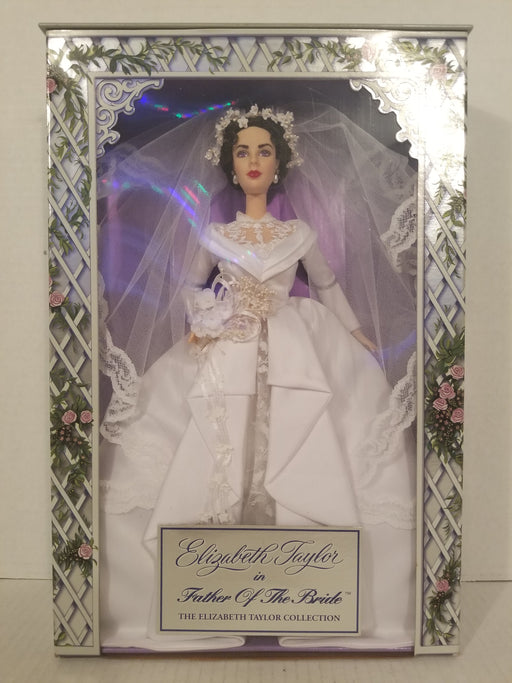 Elizabeth Taylor in Father of the Bride Barbie
