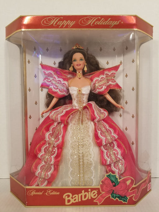 1997 Barbie Happy Holidays Special Edition
