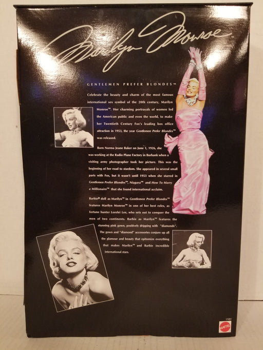 Barbie as Marilyn Monroe