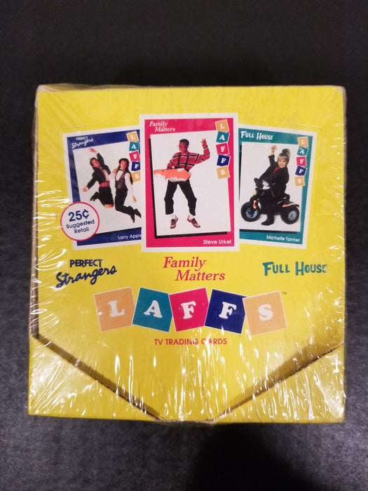 Laffs TV Trading Cards