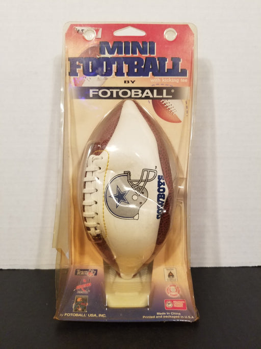 Fotoball Cowboys Football