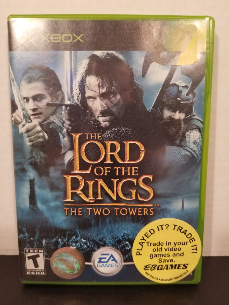 The Lord of the Rings: The Two Towers for Xbox