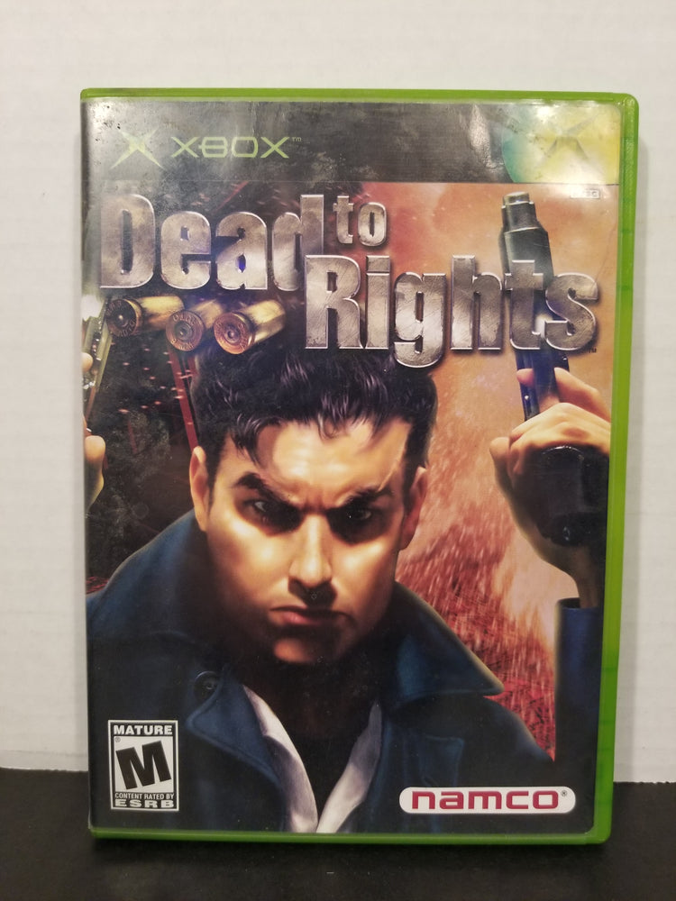 Dead to Rights for Xbox